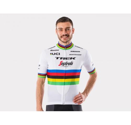 Santini Trek-Segafredo RainbowReplica Jersey 2020