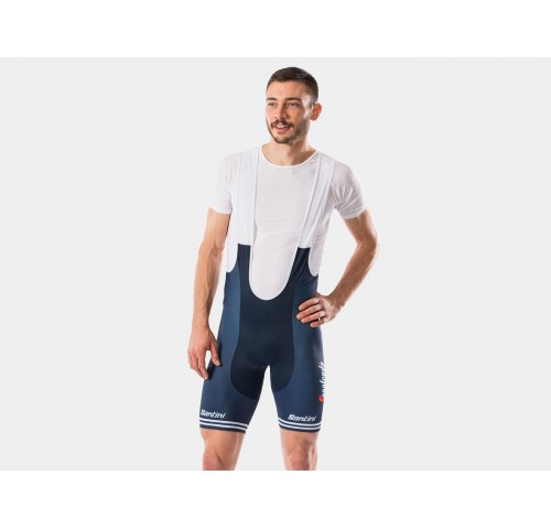 Santini Trek Segafredo Team Bib-Short Replica 2020