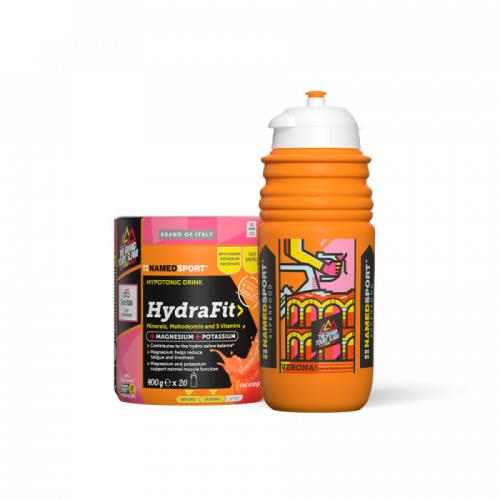 NAMED Hydrafit ηλεκτρολύτες - 400gr