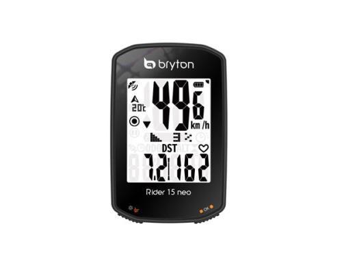 Bryton κοντέρ GPS Rider 15 NEO
