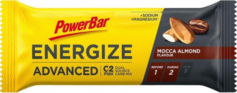 Powerbar Ενεργειακή Μπάρα Energize Advanced