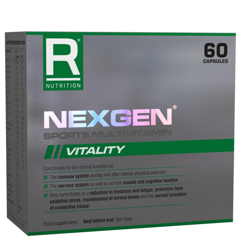 Reflex Nexgen Multivitamin 60caps