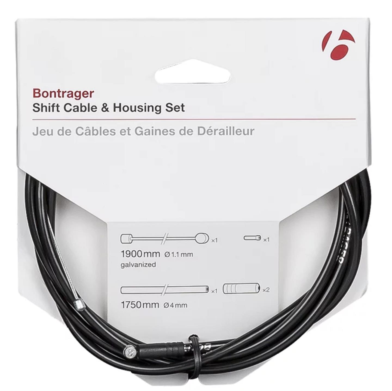 Bontrager Σετ καλώδια-σύρματα ταχυτήτων Universal 4mm