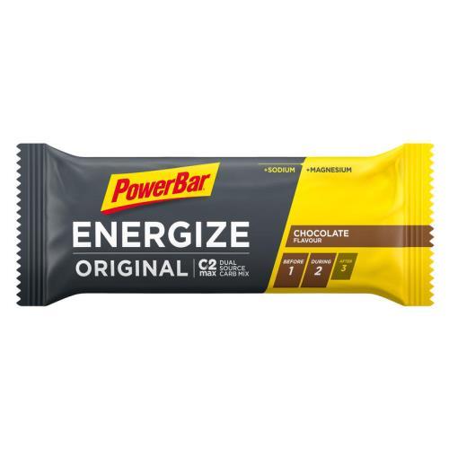 Powerbar Ενεργειακή Μπάρα Energize 3+1 δώρο 4x55gr