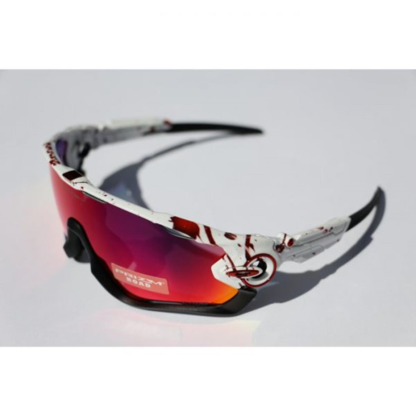 Oakley γυαλιά Jawbreaker - Blood Splatter Prizm