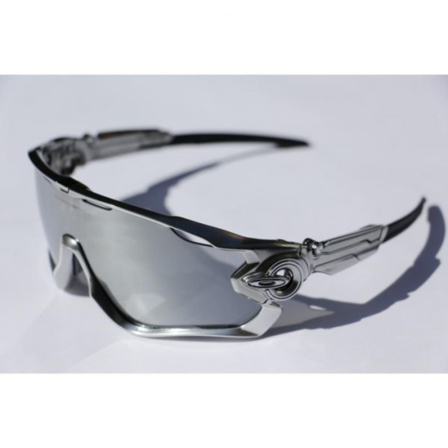 Oakley γυαλιά Jawbreaker - Chrome Black Iridium