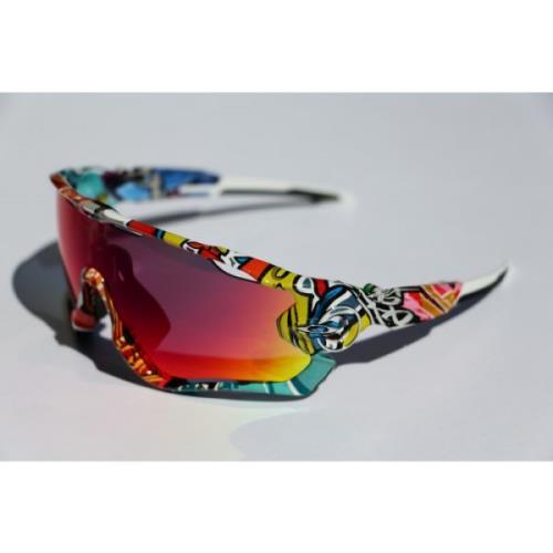 Oakley γυαλιά Jawbreaker - Graffiti Prizm
