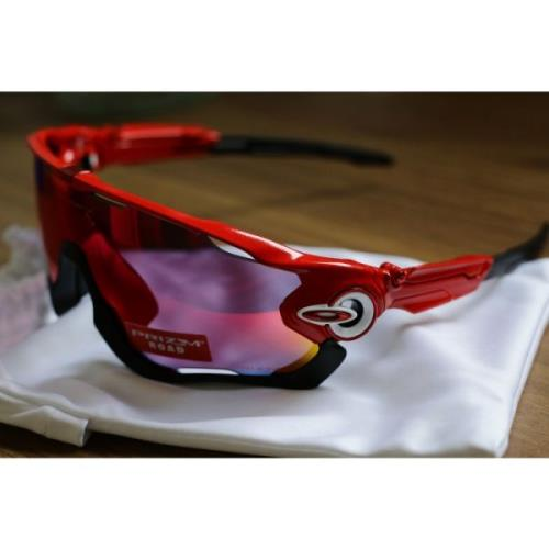 Oakley γυαλιά Jawbreaker - Red Edition Prizm