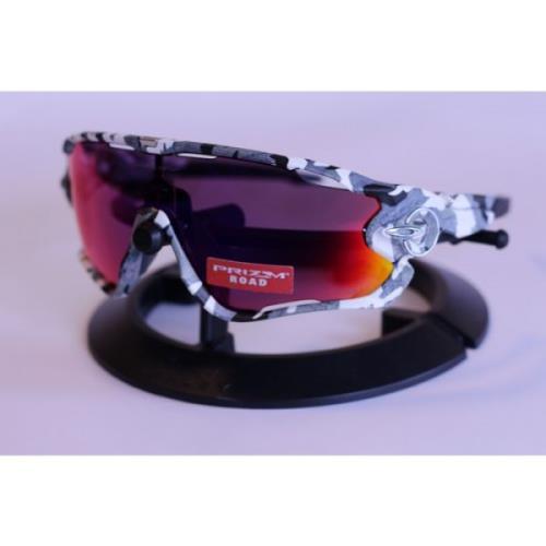 Oakley γυαλιά Jawbreaker - Snow Camo Tom Boonen Prizm