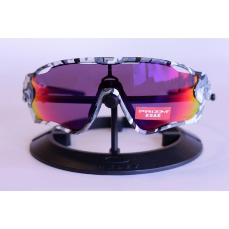806087c230 Oakley γυαλιά Jawbreaker - Snow Camo Tom Boonen Prizm