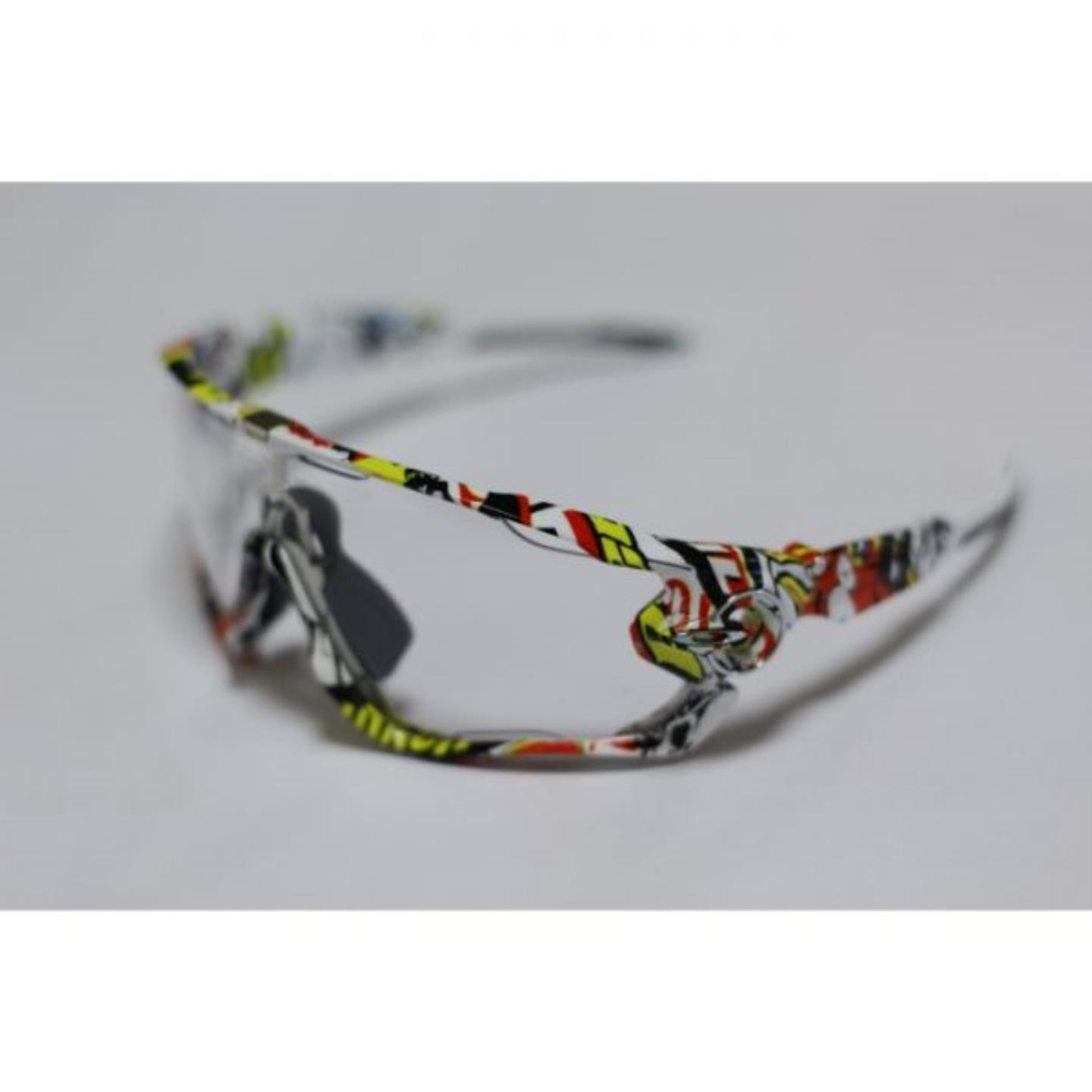Oakley γυαλιά Jawbreaker - Stickerbomb Photochromic