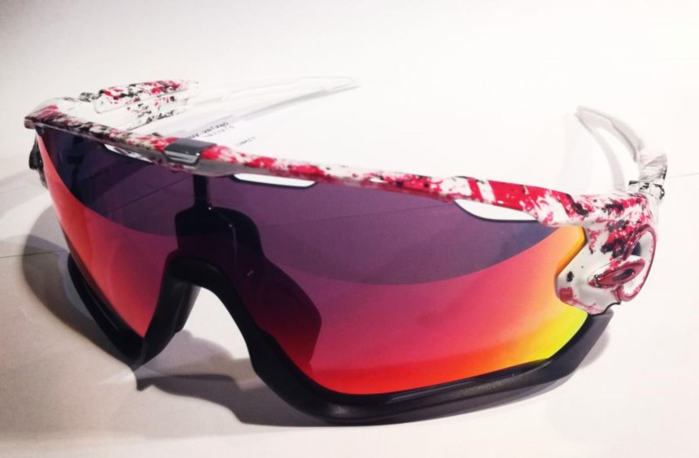 Oakley γυαλιά Jawbreaker - Urban Splatter