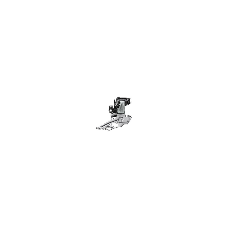 Shimano SLX Εμπρ. Εκτρ/στής FD-M676 2/10sp, down swing, dual