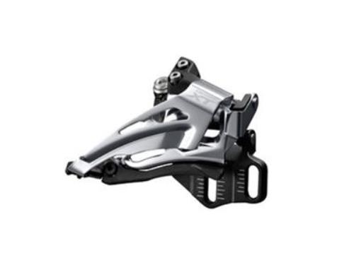 Shimano XT Εμπρ. Εκτρ/στής FD-M8025 2/11sp, down swing, dual