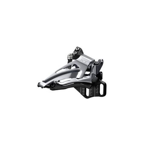 Shimano XT Εμπρ. Εκτρ/στής FD-M8025 2/11sp, top swing, dual