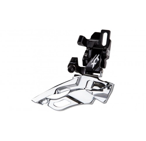 Shimano XT Εμπρ. Εκτρ/τής FD-M781 3/10sp, down swing, dual