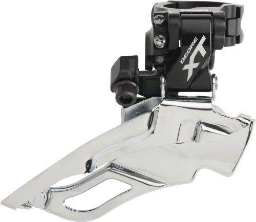 Shimano XT Εμπρ. Εκτρ/τής M781 3/10sp, down swing, Direct Mount