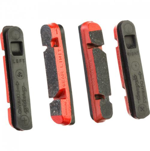 Fulcrum τακάκια carbon για φρένα Shimano (4pcs)