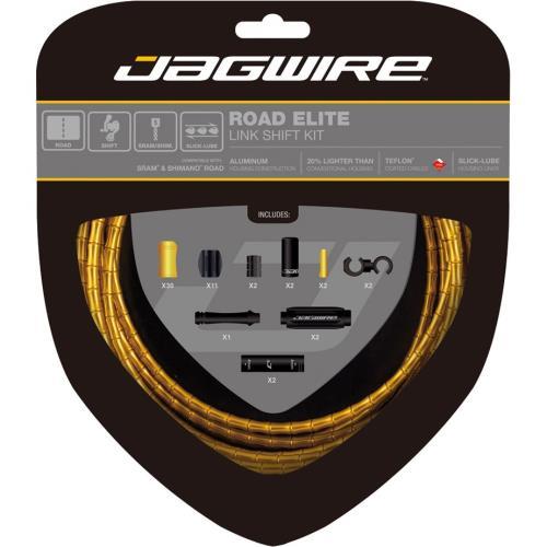 Jagwire καλώδια και σύρματα ταχυτήτων Road Elite