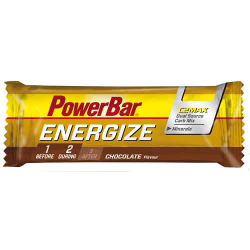 Powerbar Ενεργειακή Μπάρα Energize
