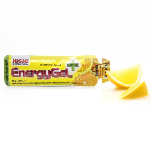 High5 EnergyGel Plus