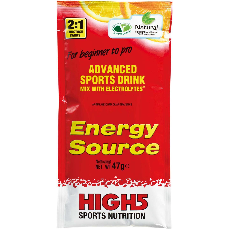 High5 EnergySource σε φακελάκι 2:1, orange