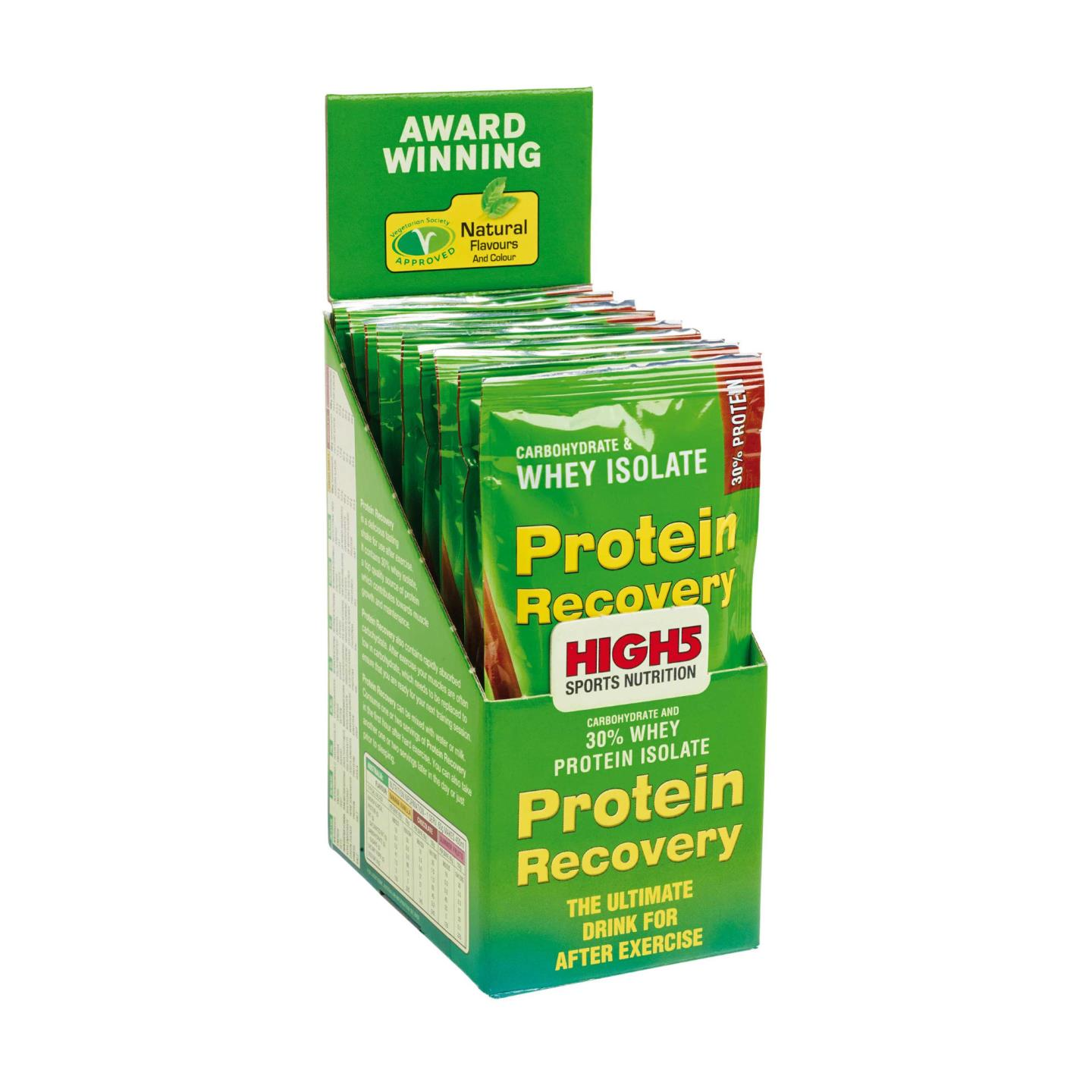 High5 Protein Recovery Σοκολάτα - 60gr