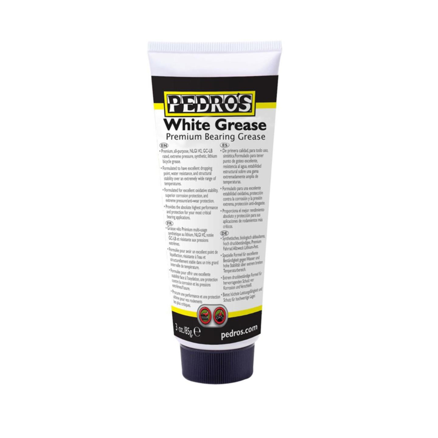 Pedros White Grease 85g