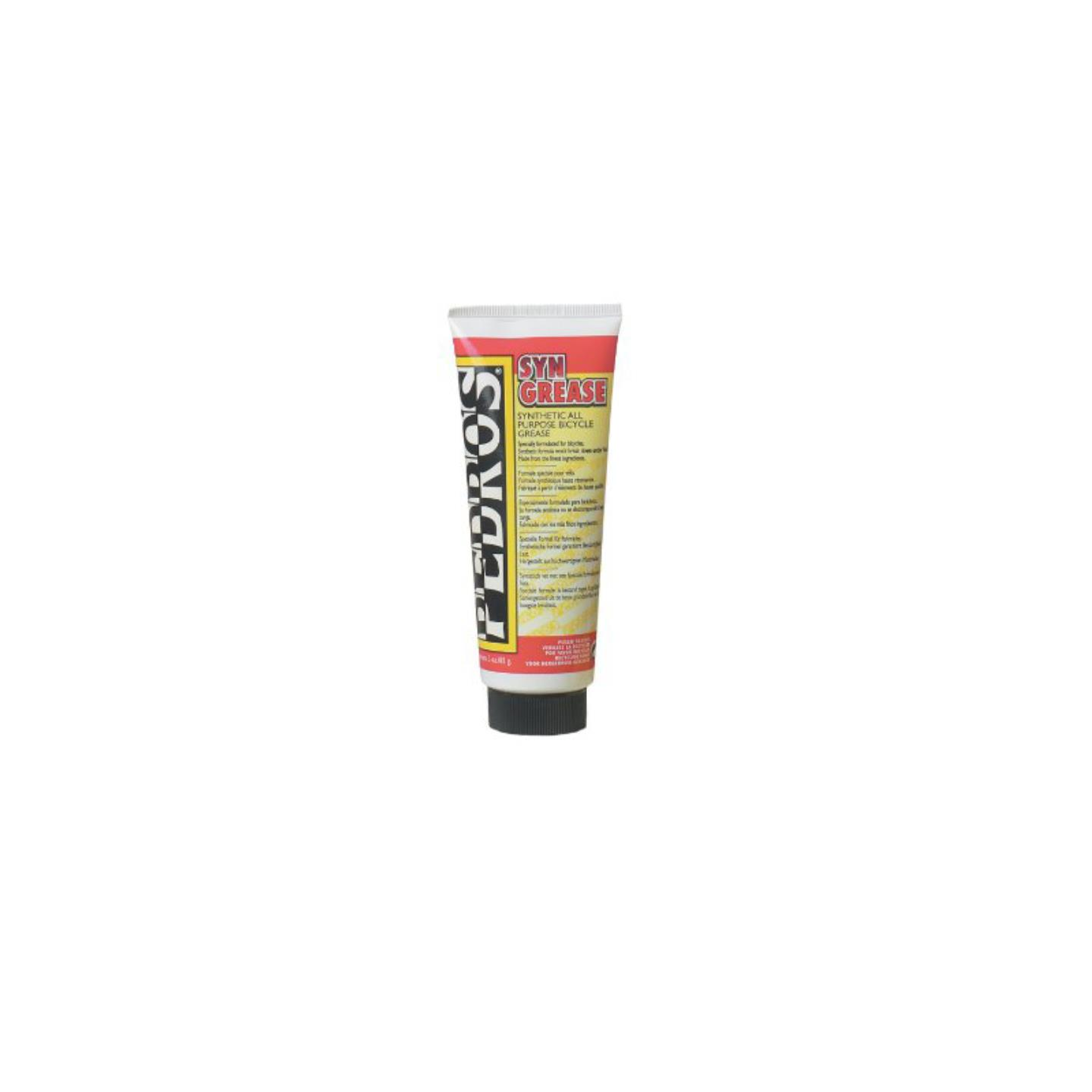 Pedros Syn Grease w/ Injector - 3oz/85g