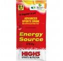 High5 EnergySource σε φακελάκι 2:1, citrus