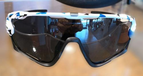 Oakley γυαλιά Jawbreaker - Triangle Camo