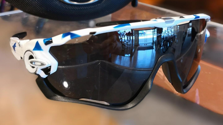 535f3355c5 Oakley γυαλιά Jawbreaker - Triangle Camo