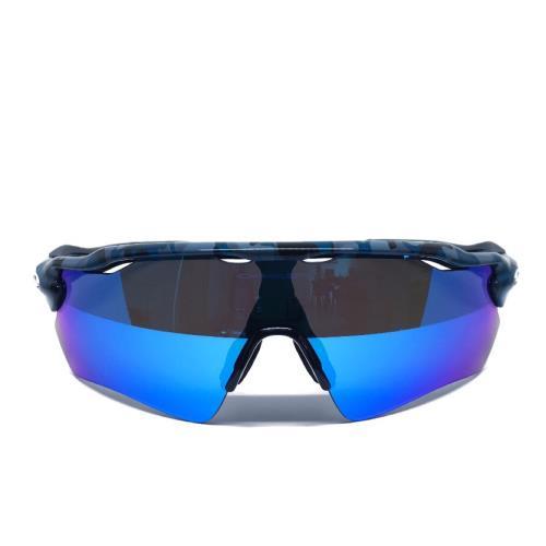 Oakley γυαλιά Radar - EV Deep Blue Camo Sapphire Path
