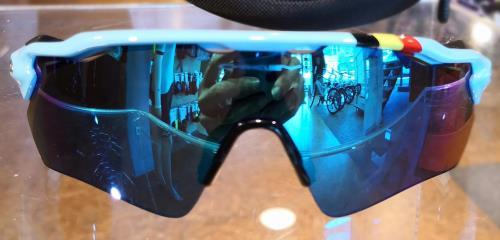 Oakley γυαλιά Radar - EV Team Belgium