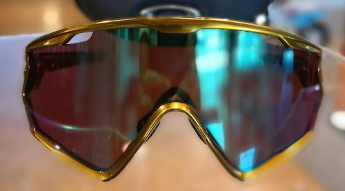 Oakley γυαλιά Windjacket - Chrome Gold Prizm