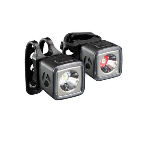 Bontrager Σετ με Εμπρόσθιο και Οπίσθιο φως Ion100/FlareRCity