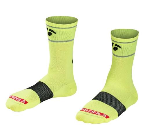 Bontrager Κάλτσες Halo 13cm yellow