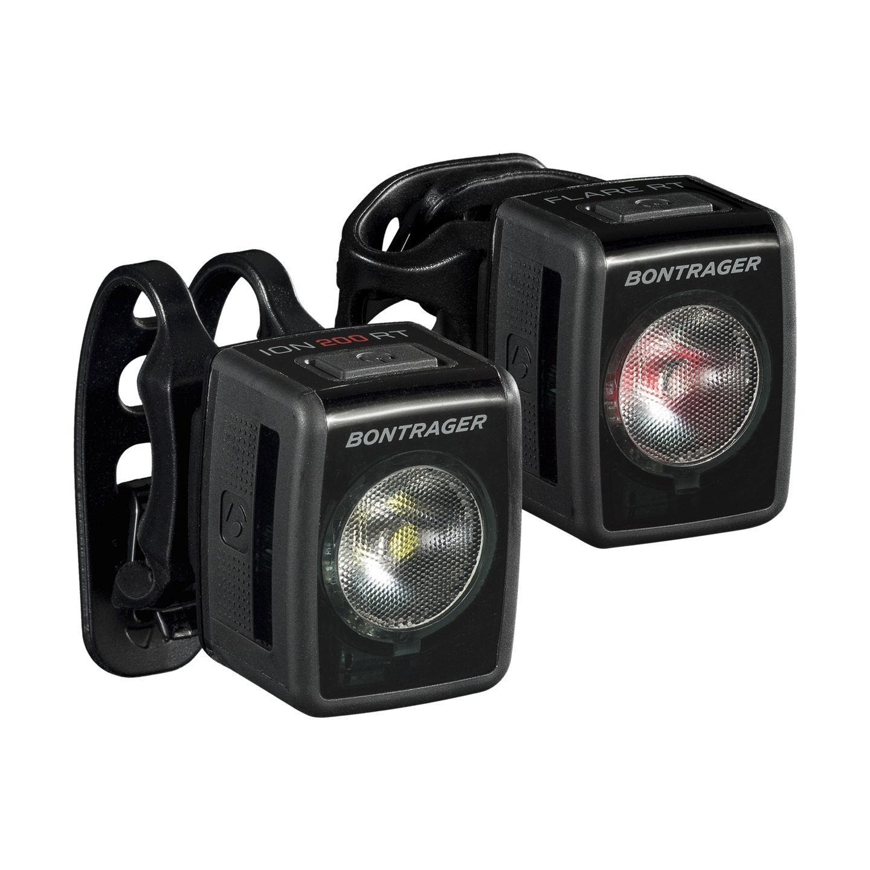 Bontrager Σετ με Εμπρόσθιο και Οπίσθιο φως 200/Flare RT