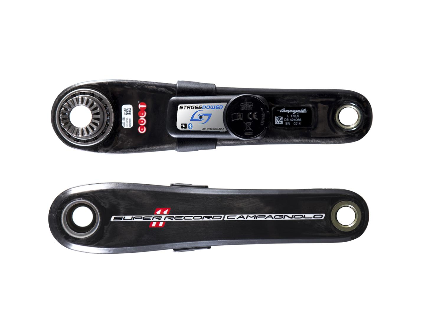 Stages Power Meter L - Campagnolo Super Record