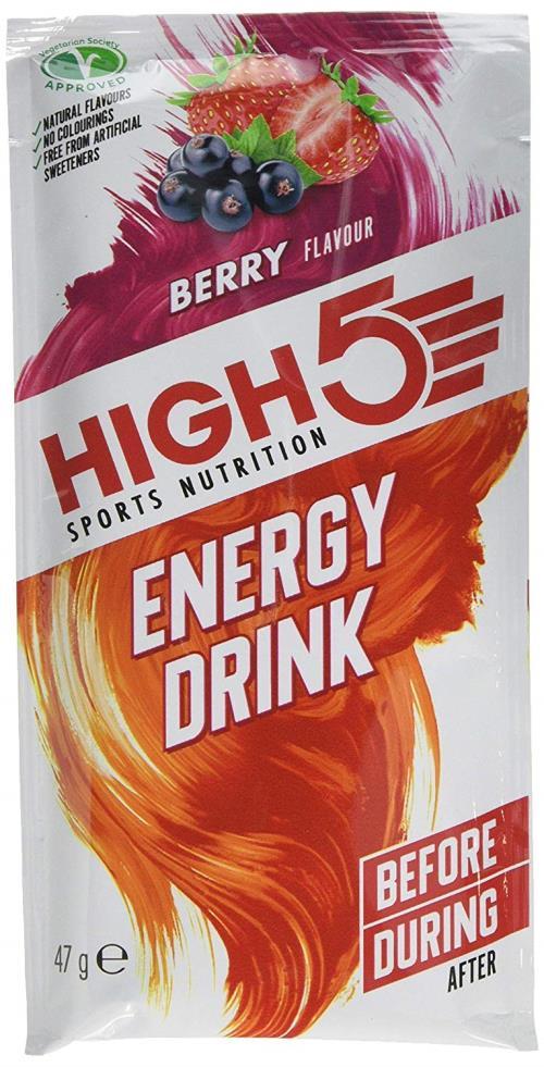 High5 EnergyDrink σε φακελάκι 4:1, berry