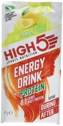 High5 EnergyDrink σε φακελάκι 4:1, citrus