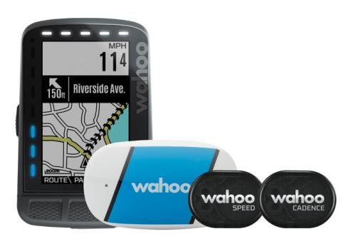 Wahoo Fitness ELEMNT ROAM GPS Device Bundle